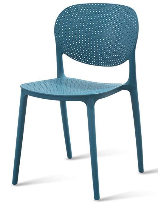 כיסא לפינת אוכל דגם VANCOUVER טורקיז