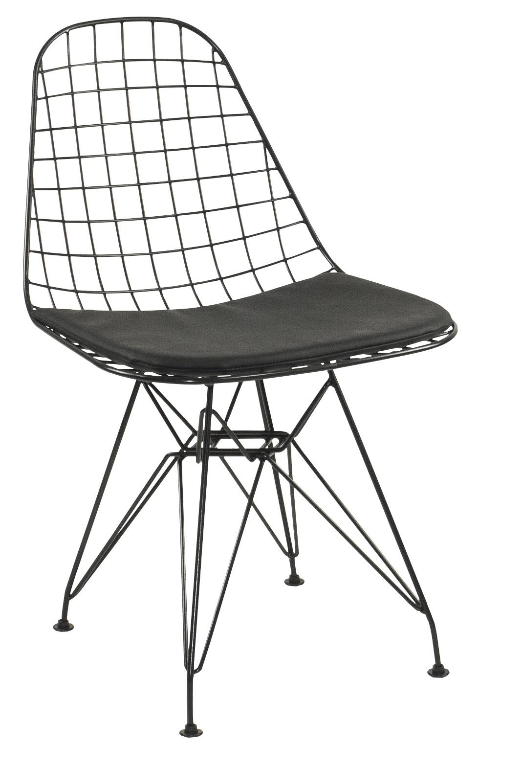 כסא לפינת אוכל דגם Presto שחור
