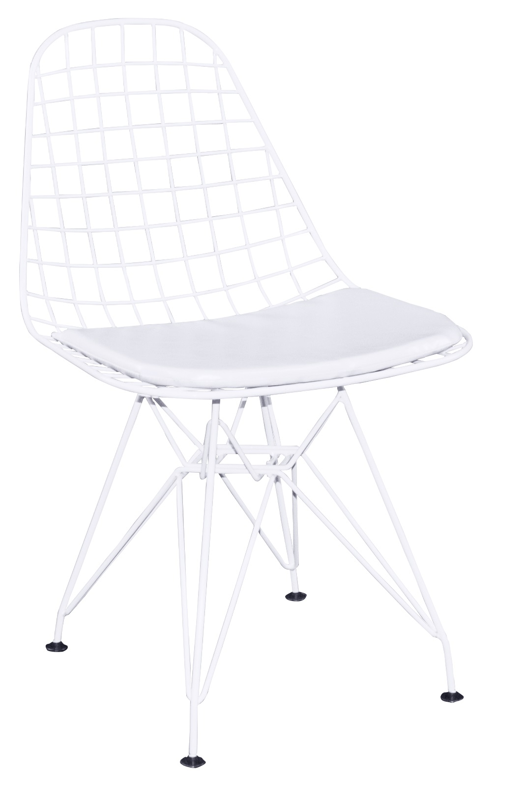 כסא לפינת אוכל דגם Presto לבן