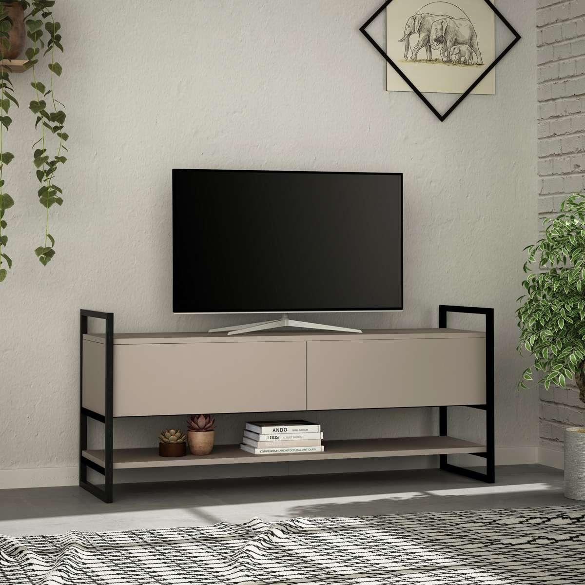 מזנון טלוויזיה Metola TV מוקה 131ס
