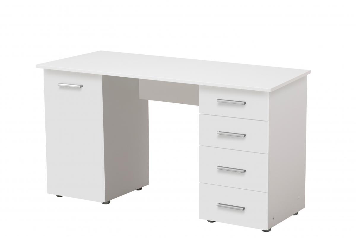 שולחן כתיבה Liber לבן מסדרת Forma